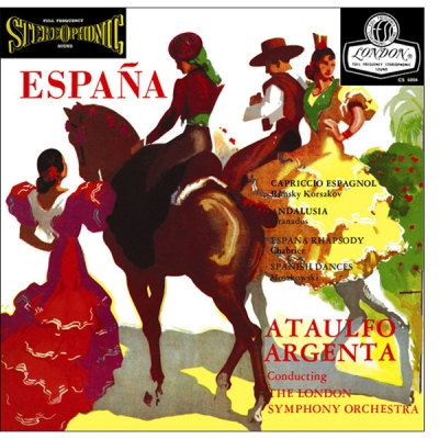 ESPANA. LP 45 giri Original Recording Group/Decca (London)
