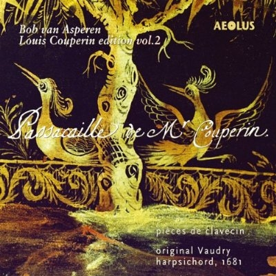 Louis Couperin - Passacaille de Mr. Couperin